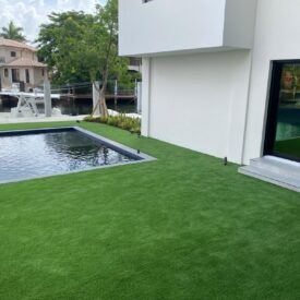 landscaping features Artificial Grass for Gyms